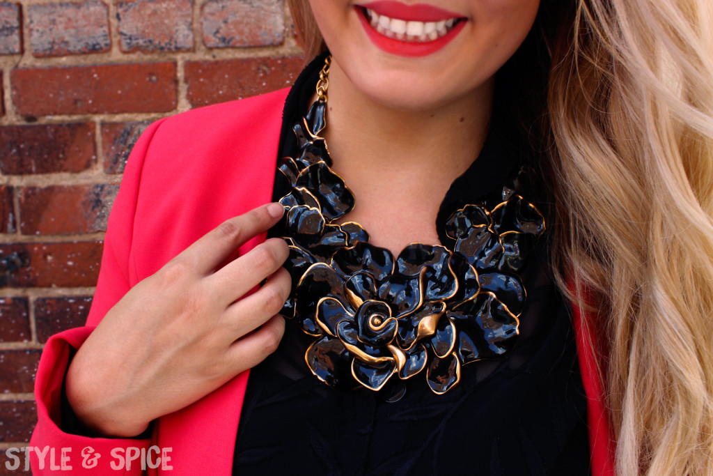 Jewelry on Style and Spice blog