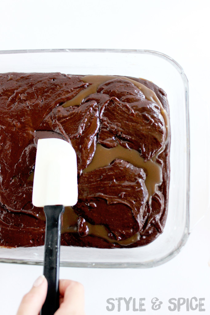 Spread Out Caramel