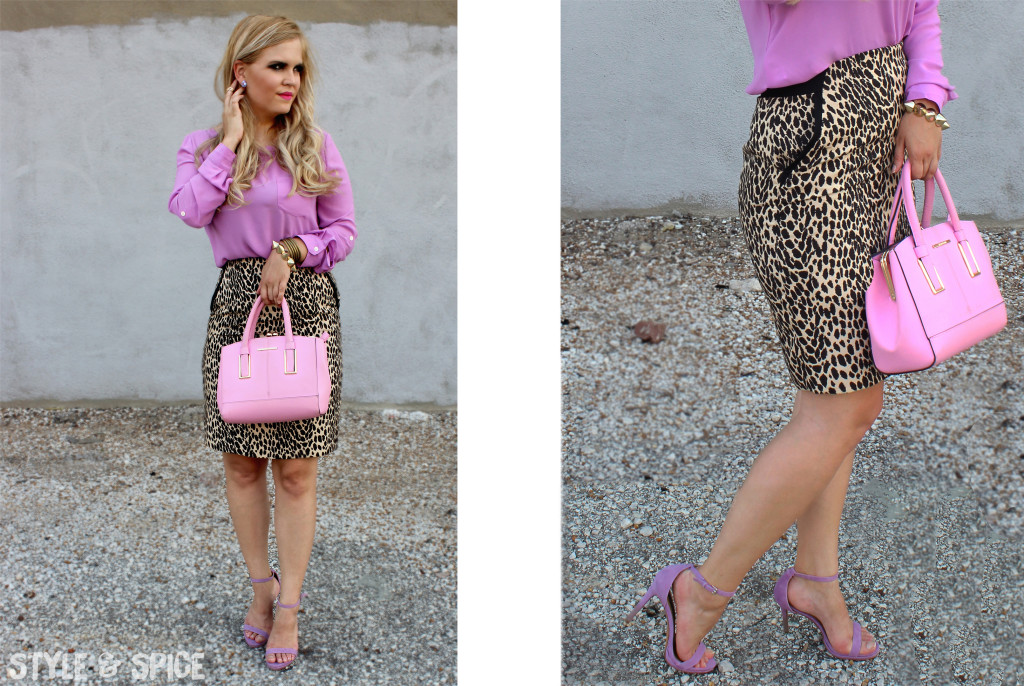 Outfit found on Style and Spice blog