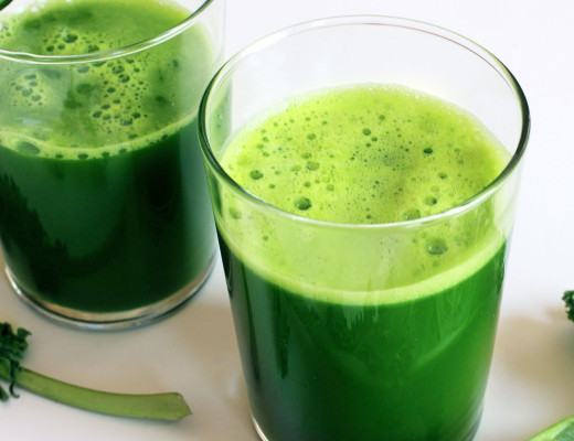 Green Juice (Without a Juicer!) | Style & Spice
