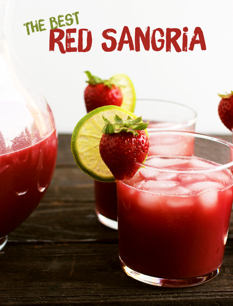 Red Sangria | Style & Spice