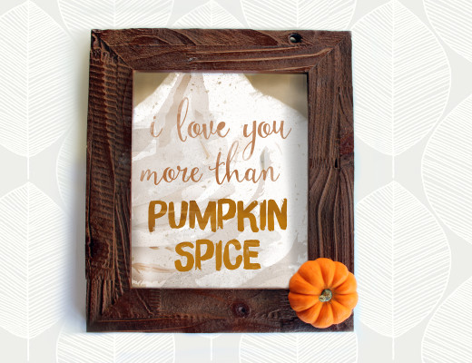 Free Fall Printable | Style & Spice