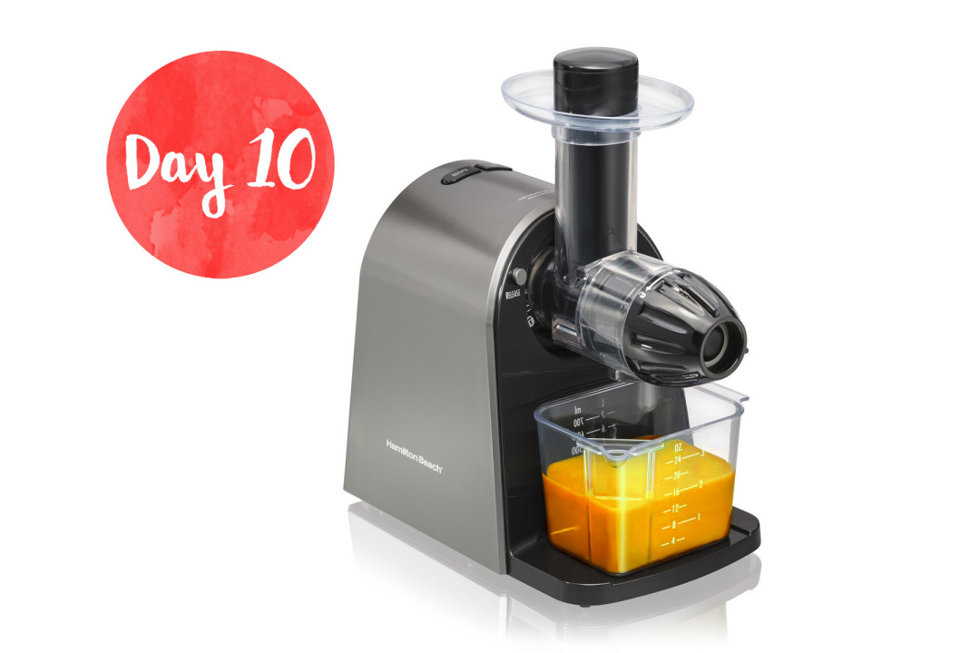 Juicer Giveaway! | Style & Spice