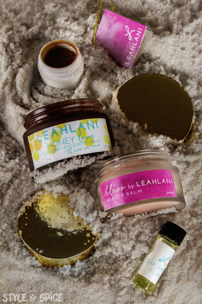 Leahlani Skincare review by Style & Spice