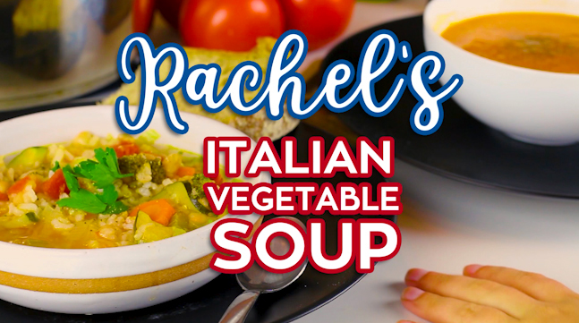 Price Chopper Fresh Dish Foodie Contest | Rachel's Italian Vegetable Soup