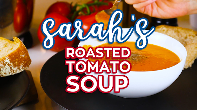 Price Chopper Fresh Dish Foodie Contest | Sarah's Roasted Tomato Soup